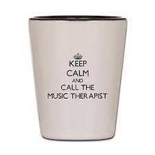 Unique Music therapy Shot Glass