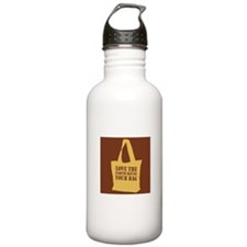 Love The Earth Reuse Water Bottle