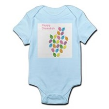 Hanukkah Infant Bodysuit