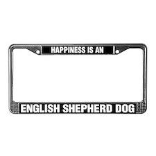 Happiness Is An English Shepherd Dog