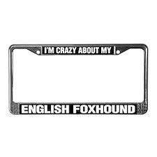 I'm Crazy About My English Foxhound