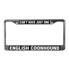 Can't Have Just One English Coonhound