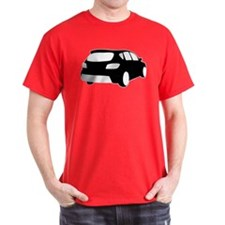 Speed3 Back - Inverted T-Shirt