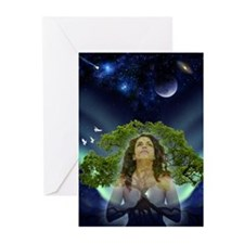 Tree of Life, 10 greeting cards