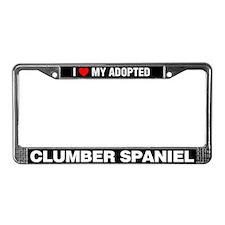 I Love My Adopted Clumber Spaniel