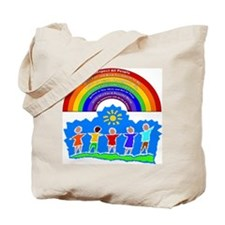 Rainbow Principles_Kids Tote Bag