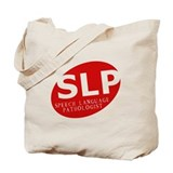 Speech Language Pathologist Tote Bag