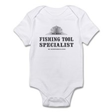 Fish Tool Spst. Infant Bodysuit