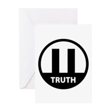 9/11 TRUTH Greeting Card