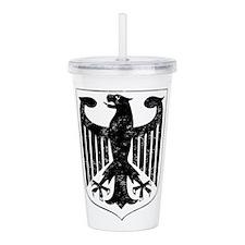 german-eagle-w.png Acrylic Double-wall Tumbler