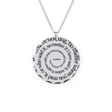 buddha-w.png Necklace