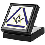 The Masonic Triangle Keepsake Box