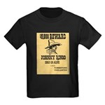 Wanted Johnny Ringo Kids Dark T-Shirt