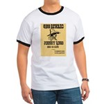 Wanted Johnny Ringo Ringer T