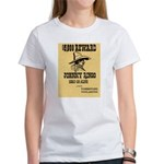 Wanted Johnny Ringo Women's T-Shirt