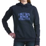 Only Date Athletes Women's Hooded Sweatshirt