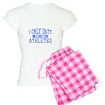 Only Date Athletes Women's Light Pajamas