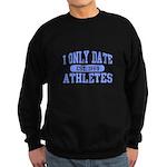 Only Date Athletes Sweatshirt (dark)
