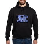 Only Date Athletes Hoodie (dark)