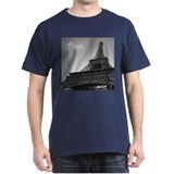"""Paris"" Men's T-Shirt"