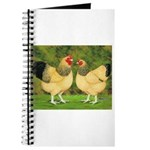 Wyandotte Rooster and Hen Journal