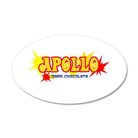 apollo-bar.png 20x12 Oval Wall Decal