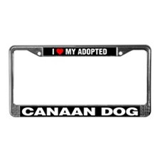 I Love My Adopted Canaan Dog