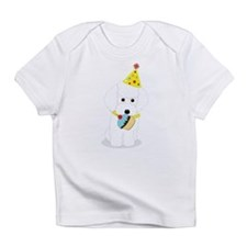 Party Poodle Birthday Dog Infant T-Shirt