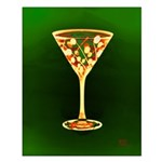 The Lemon Lime Martini with a Twist of Orange