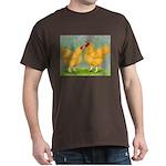 Buff Wyandottes Dark T-Shirt