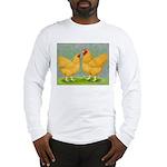 Buff Wyandottes Long Sleeve T-Shirt