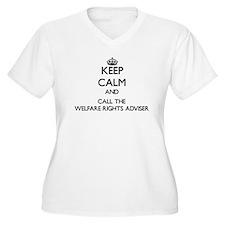 Keep calm and call the Welfare Rights Adviser Plus