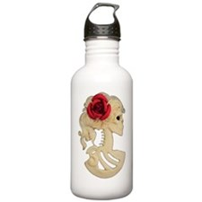 Unique Day of the dead Water Bottle