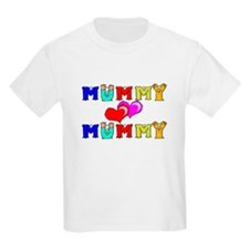 Mummy Loves Mummy Cute T-Shirt