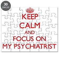 Funny Psychoanalyst Puzzle