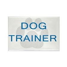 Dog Trainer Opinions Rectangle Magnet (100 pack)