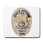 Inglewood Police Officer Mousepad