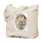 Inglewood Police Officer Tote Bag