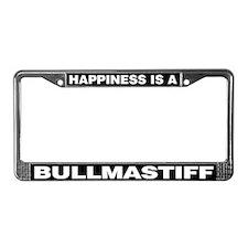 Happiness Is A Bullmastiff