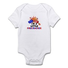 I'm A Little Firecracker Baby/Toddler bodysuits