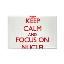 Keep Calm and focus on Nuclei Magnets