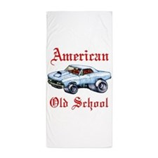 Chevelle old school Beach Towel