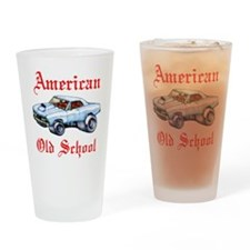 Chevelle old school Drinking Glass