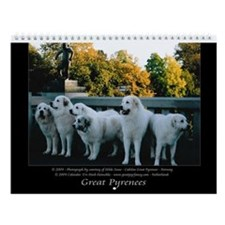 Great Pyrrenees Wall Calendar I, 2014