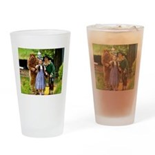 The Fab Four Drinking Glass