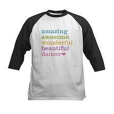 Amazing Dancer Baseball Jersey