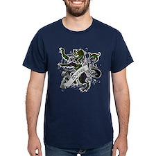 Murray Tartan Lion T-Shirt