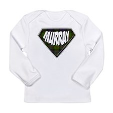 Murray Superhero Long Sleeve Infant T-Shirt