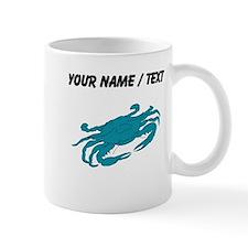 Custom Blue Crab Mugs