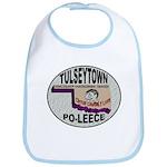 Tulseytown Po-lice Bib